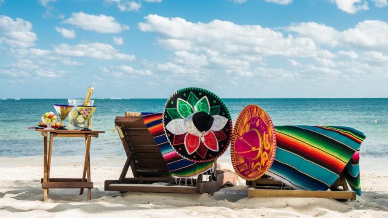 Туристичне агентство Інтурист - Мексика